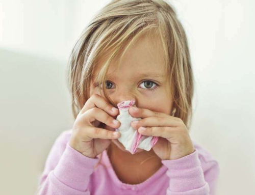 Alergiile respiratorii la copii